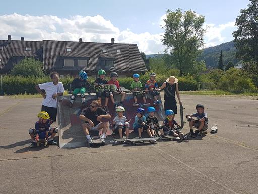 """Kurs """"Skateboarden"""" (Sommer 2019)"""