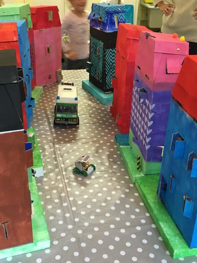 "Kurs ""Mein Playmobil-Gebäude"" (Herbst 2019)"