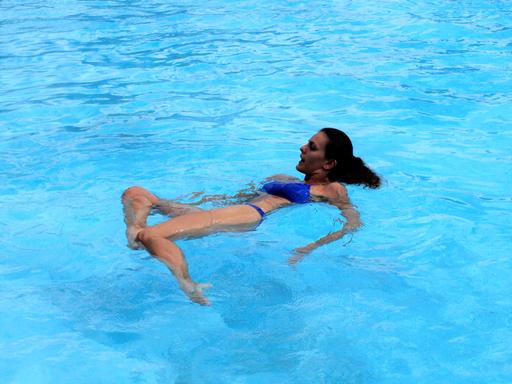 """Kurs """"Synchronschwimmen"""" (Sommer 2019)"""