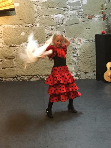 "Kurs ""Flamenco tanzen"" (Herbst 2019)"